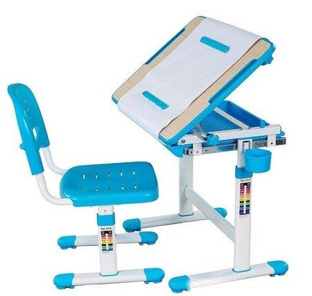 Biurkosa Biurko + Krzesełko dla dziecka zestaw Blue 11976342