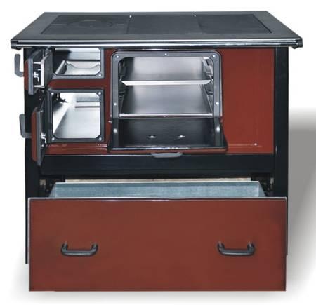 DOSTAWA GRATIS! 22774572 Kuchnia, angielka 6,5kW TK2-610 zabudowana bez termometru, bez płaszcza wodnego - spełnia anty-smogowy EkoProjekt
