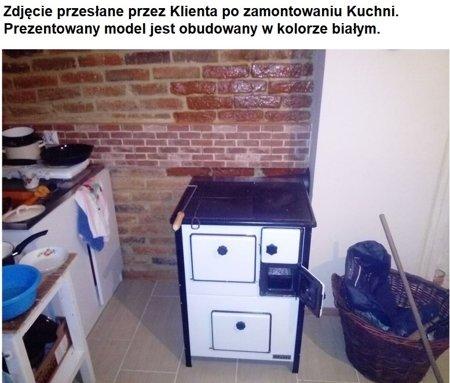 DOSTAWA GRATIS! 25969042 Kuchnia, angielka 7,5kW MINI II, Jawor z płaszczem wodnym (nieobudowana)