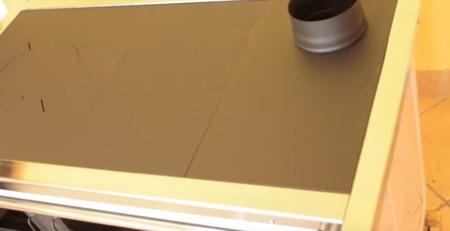 DOSTAWA GRATIS! 27772861 Kuchnia wolnostojąca, angielka na drewno 9,6kW, bez płaszcza wodnego (kolor: biały)