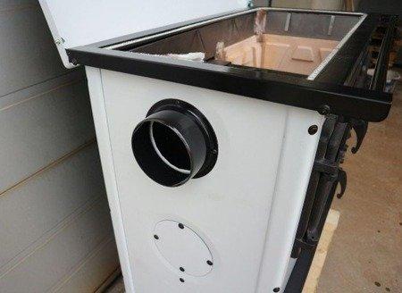 DOSTAWA GRATIS! 88870280 Kuchnia, angielka 7,5kW MBS Triend, bez płaszcza wodnego (spaliny: lewy, kolor: biały) - spełnia anty-smogowy EkoProjekt