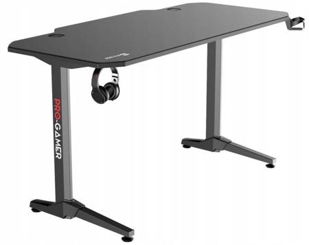 GAMOS Biurko gamingowe gracza komputerowe biura duże (blat: 140x66 cm) 21677635