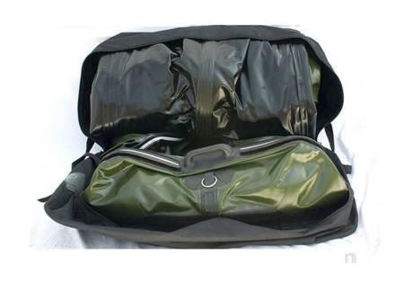 KOLAG Ponton turystyczno-wędkarski, 3-4 osób (dopuszczalne obciążenie: 450 kg, wymiary: 330x160 cm) 22678168