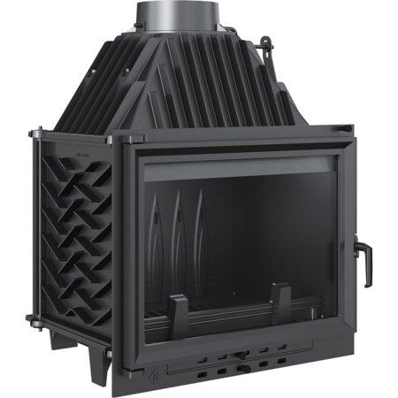KONS Wkład kominkowy 12kW Zuzia Eco (szyba prosta) - spełnia anty-smogowy EkoProjekt 30066810