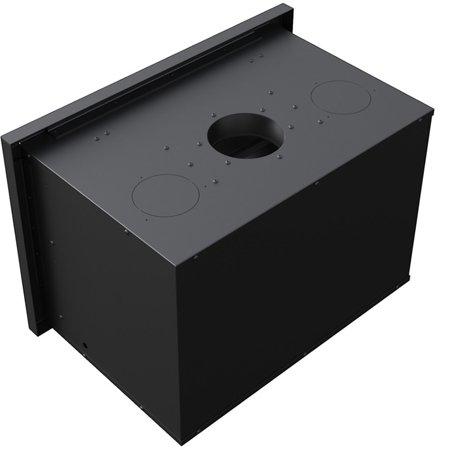 Kaseta kominkowa 8kW Arke 70 (szyba prosta) - spełnia anty-smogowy EkoProjekt 30065516