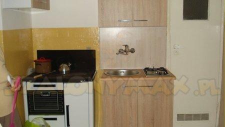 Kuchnia, angielka 9,2kW Jawor z wężownicą + druga wężownica gratis + ruszt (kolor: biało-brązowy) 25977376