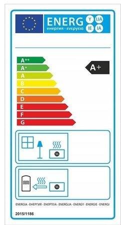 Piec wolnostojący 8kW (kolor: beżowy) - spełnia anty-smogowy EkoProjekt 99672977