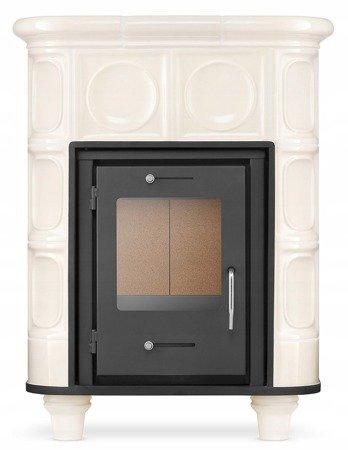 Piec wolnostojący 8kW (kolor: biały) - spełnia anty-smogowy EkoProjekt 99672974