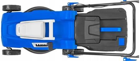 RAFER MOCNA KOSIARKA ELEKTRYCZNA 2800 DO TRAWY XL (szerokość koszenia: 38 cm, moc: 2800W) 21978097