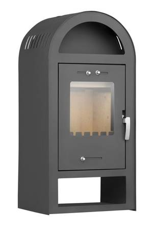 TOPGAR Piec stalowy 7,5kW (średnica wylotu spalin: 150 mm) - spełnia anty-smogowy EkoProjekt 19877485