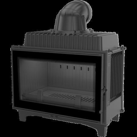 Wkład kominkowy 14kW Franek (szyba prosta) - spełnia anty-smogowy EkoProjekt 30055009